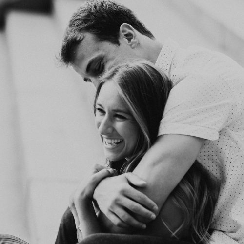 Central Park Engagement – Kate & Kevin