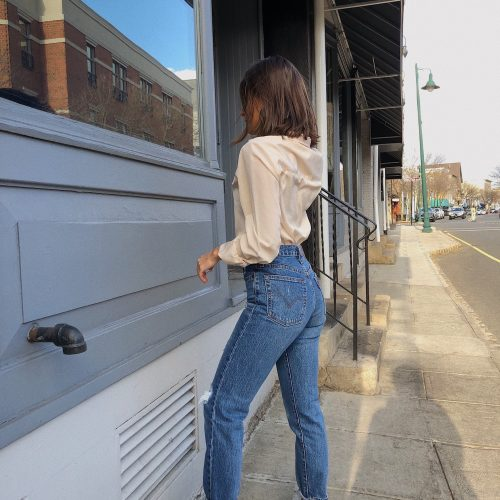 Levi's Waterless Jeans | World Water Day