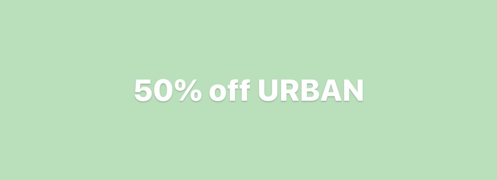 URBAN OUTFITTERS 50% OFF SALE- my picks