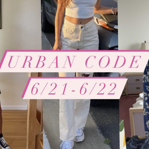 URBAN CODE 6/21-6/22